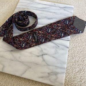 Christian Dior | Floral Print Tie